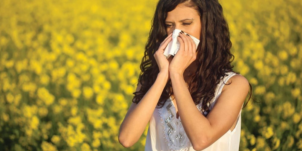 Dealing with Spring Allergies | TrustCare