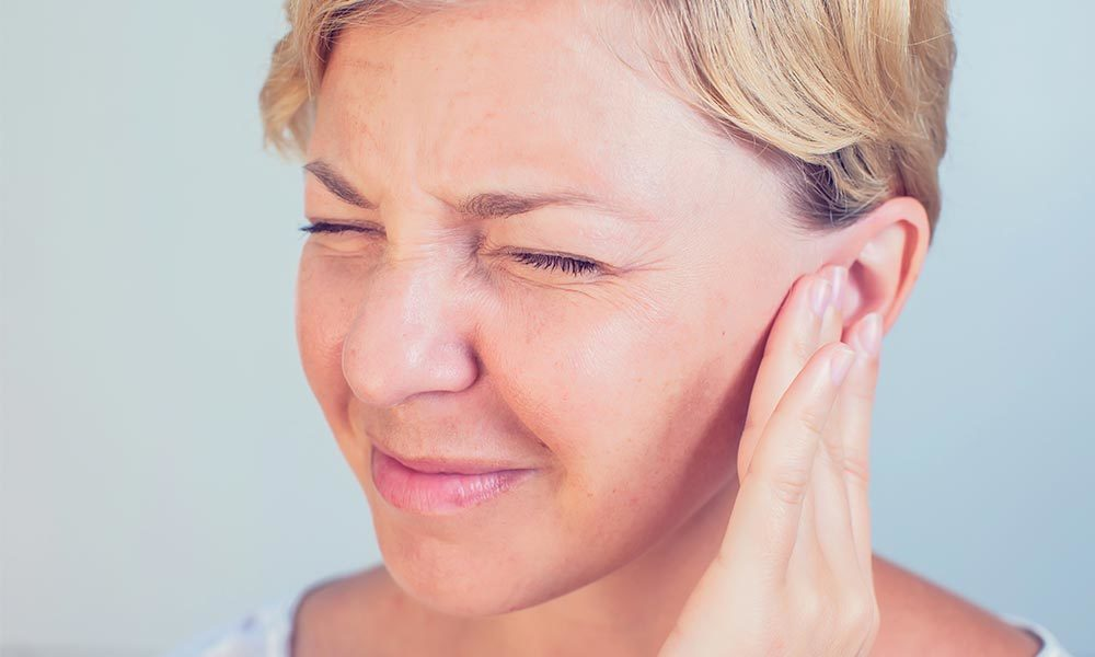 chronic ear infection in adults causes