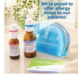 Allergy Drops